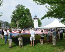 Public programming along the Star-Spangled Banner National Historic Trail