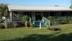 The Wallows Lodge, Sapelo Island