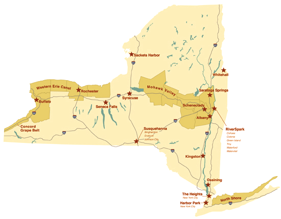 New York State Parks: Funding Heritage Innovation | Living Landscape ...