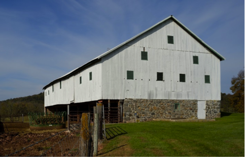 Horner Family Barn Credit: Don Giles