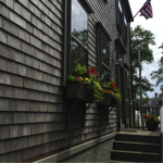 Nantucket Flower Boxes Credit: Maanvi Chawla