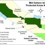 Galiano IslandPrtotected Areas Network Courtsey: Jon Weller