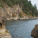 Galiano Island in the Gulf Islands Archipelago, Canada Courtesy: Jon Weller