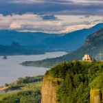 Crown Point, Columbia River Gorge Photo: Satish, J Creative Commons