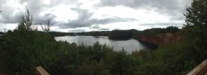 The Hawkins Pit-Lake