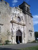 Mission San Jose in San Antonio Texas