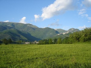 Abruzzo landscape. Photo: Wikimedia commons user Wento