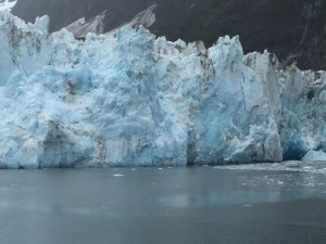 Harriman Glacier in Prince William Sound.