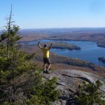 Hiking the Appalachian Trail Credit: The Appalachian Trail Conservancy