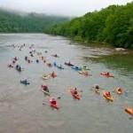 Susquehanna Canoe Sojourn Courtesey Susquehanna Greenway Partnership
