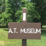 Appalachian Trail Museum a stop on trail in Pine Grove Furnace State Park