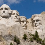 Mount Rushmore National Memorial  Courtesey of: Wikipedia Commons