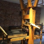 Print Shop Benjamin Franklin Memorial Philadelphia PA