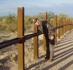 Border Vehicle Barrier Courtesy National park Service