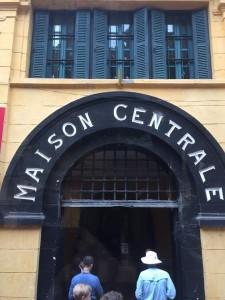 Hoa Lo Prison Museum In Hanoi